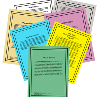 Booklets, Handbooks & Other Service Materials