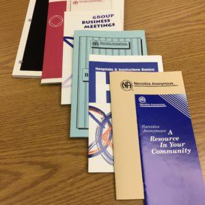 Booklets & Handbooks